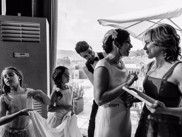 La boda de David y Natalia en Ourense, Orense 77