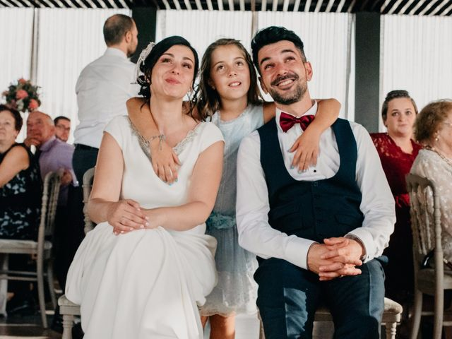 La boda de David y Natalia en Ourense, Orense 83