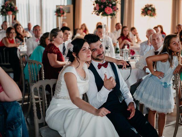 La boda de David y Natalia en Ourense, Orense 84