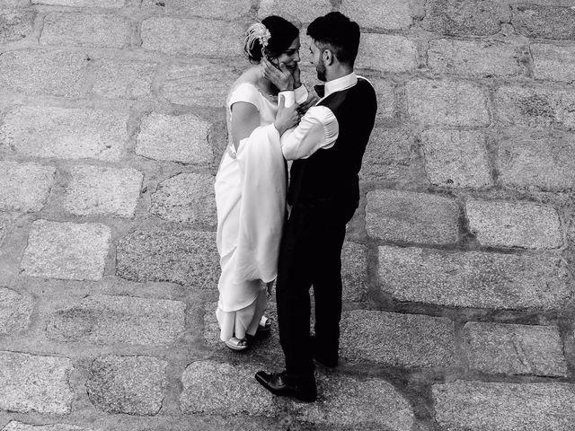 La boda de David y Natalia en Ourense, Orense 86