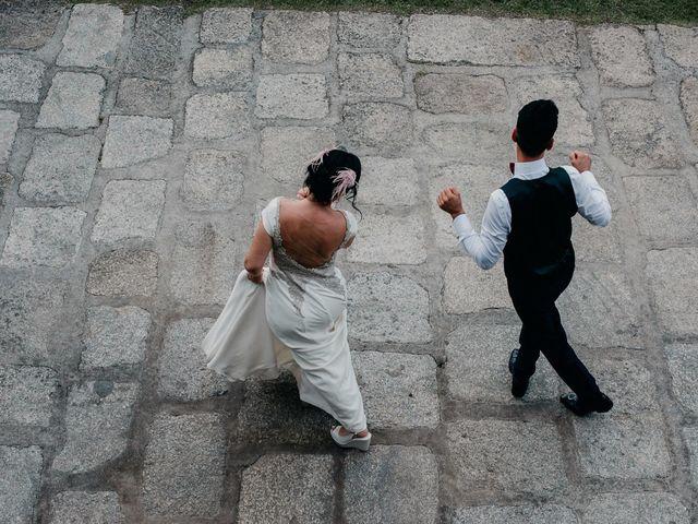 La boda de David y Natalia en Ourense, Orense 87
