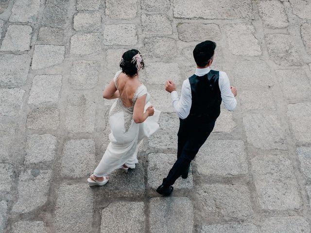La boda de David y Natalia en Ourense, Orense 88