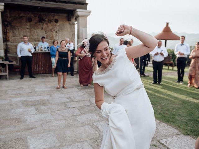 La boda de David y Natalia en Ourense, Orense 91
