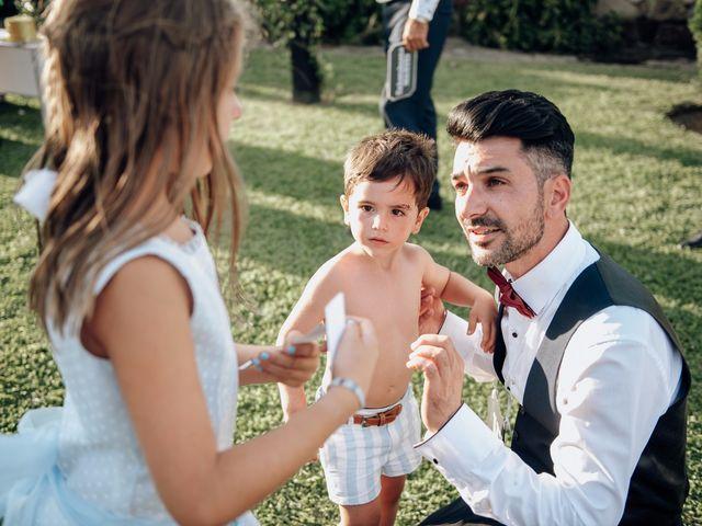 La boda de David y Natalia en Ourense, Orense 92