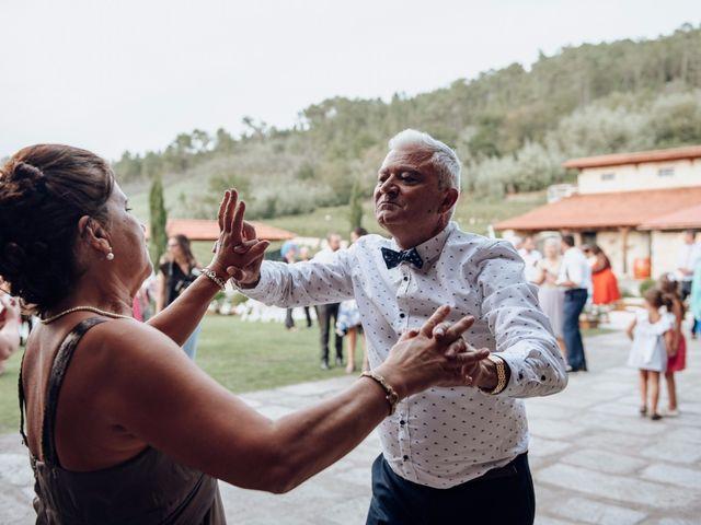 La boda de David y Natalia en Ourense, Orense 95