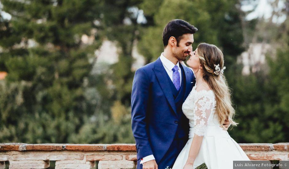 La boda de Oscar y Nuria en Toledo, Toledo
