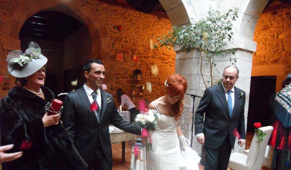 La boda de Toni y Amaia en Balmaseda, Vizcaya