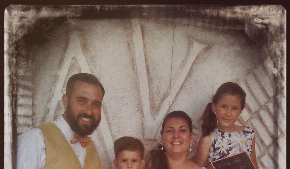 La boda de Ancor y Valesia  en Trasmontaña, Las Palmas
