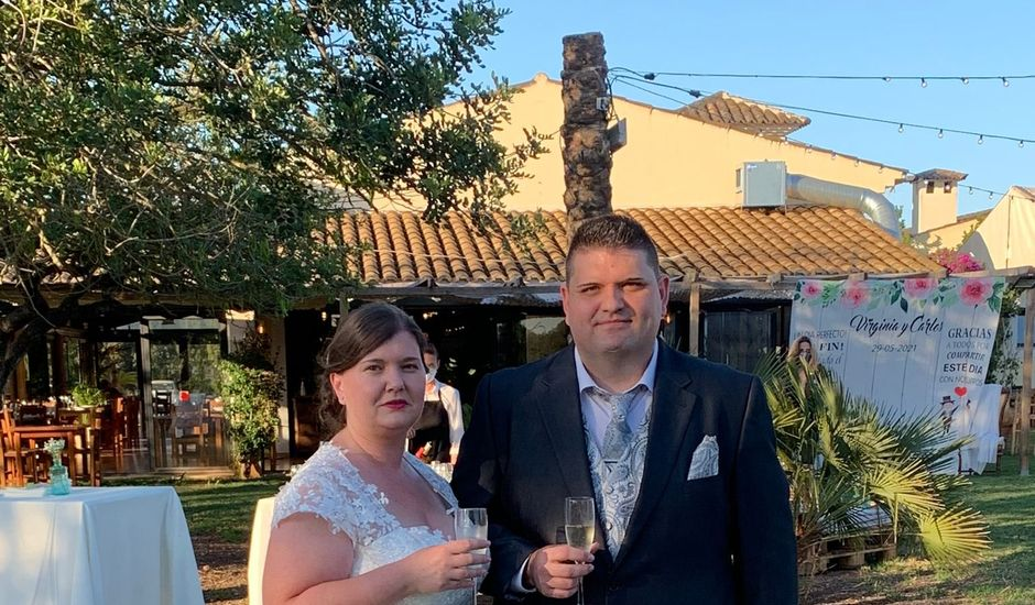 La boda de Carlos y Virginia  en Palma De Mallorca, Islas Baleares