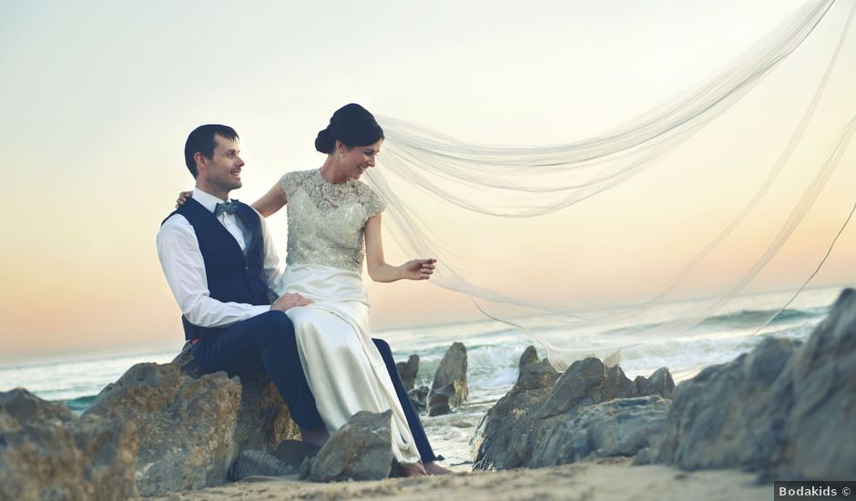La boda de Michelle y Ronan en Benahavis, Málaga