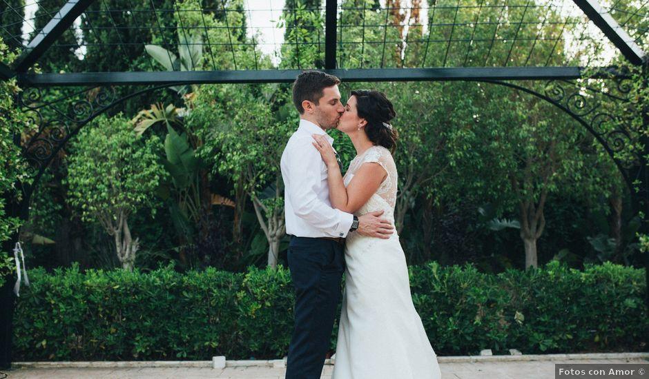 La boda de Brian y Maria Jose en Málaga, Málaga