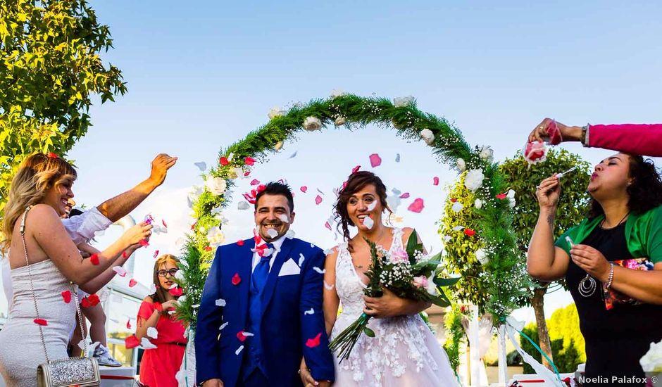 La boda de Daniel y Ana en Guadalajara, Guadalajara