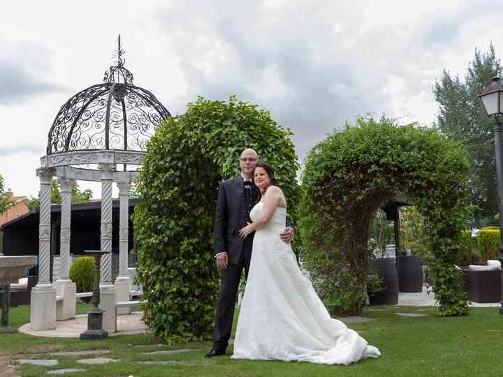 La boda de Susana y Héctor