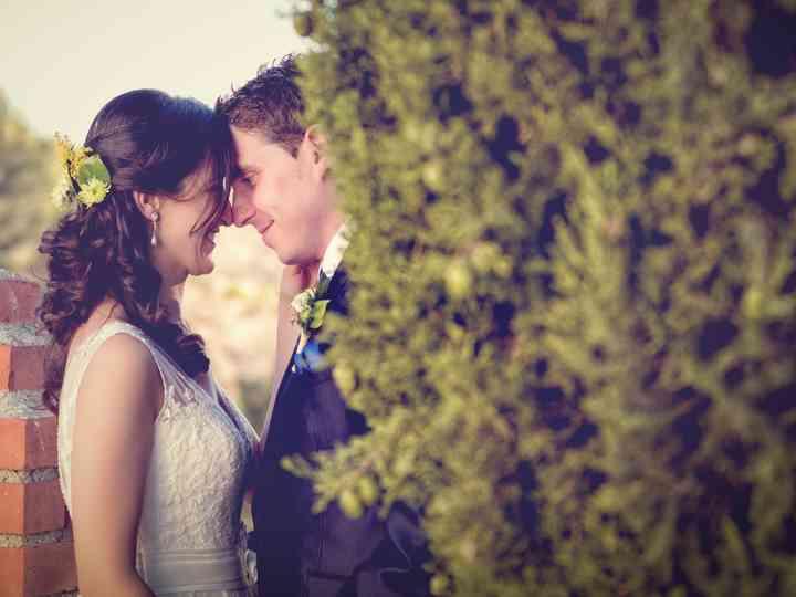La boda de Mila y Fernando