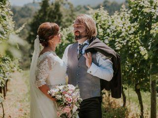 La boda de Itziar y Dani