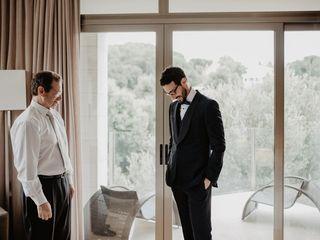 La boda de Silvia y Gustavo 3
