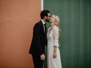 La boda de Silvia y Gustavo