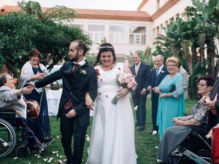 La boda de Antonia y Daniel