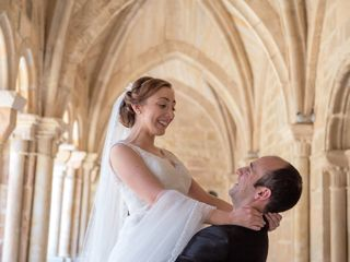 La boda de Lara y Victor