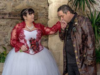 La boda de Sonia y Cristóbal