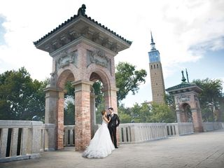 La boda de Mara y Iker