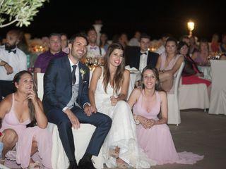 La boda de Tamara y Alberto
