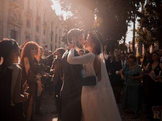 La boda de Virginia y Adrián
