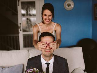La boda de Layla y Ramón 1