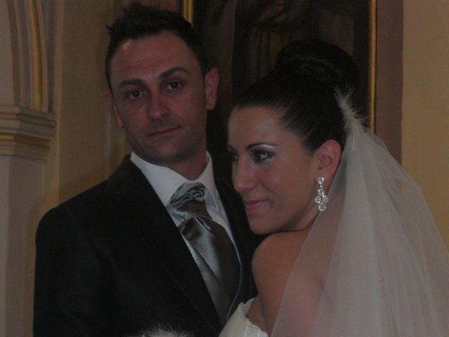 La boda de Melisa y Antonio en Guadalupe, Murcia 3
