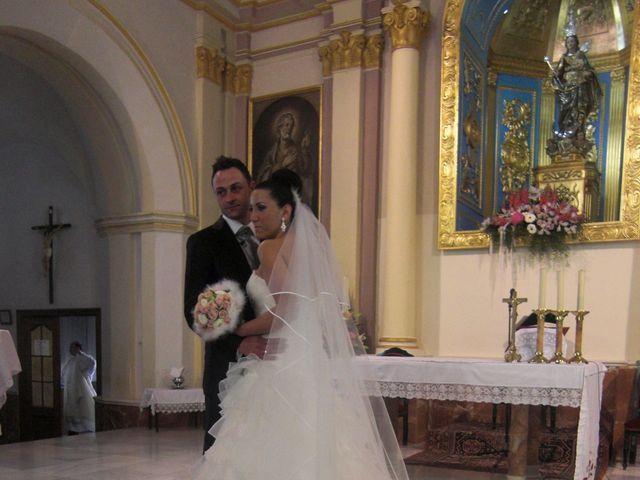 La boda de Melisa y Antonio en Guadalupe, Murcia 4