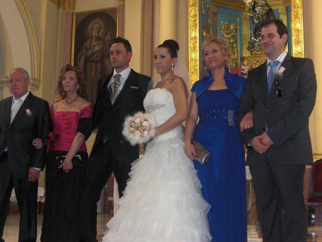 La boda de Melisa y Antonio en Guadalupe, Murcia 1