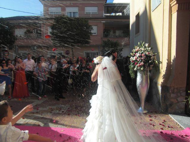La boda de Melisa y Antonio en Guadalupe, Murcia 5