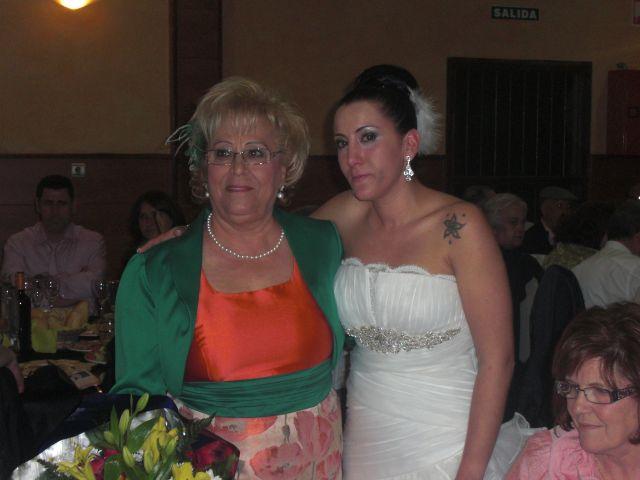 La boda de Melisa y Antonio en Guadalupe, Murcia 6