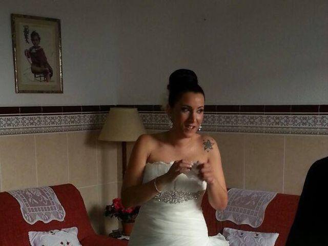 La boda de Melisa y Antonio en Guadalupe, Murcia 8