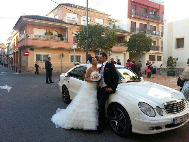 La boda de Melisa y Antonio en Guadalupe, Murcia 2