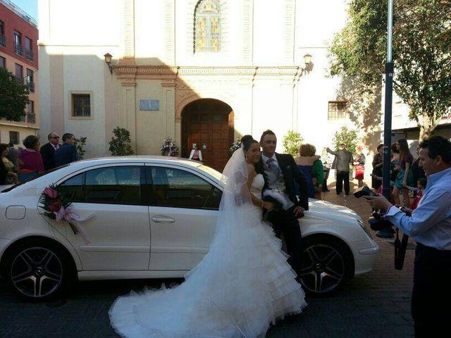 La boda de Melisa y Antonio en Guadalupe, Murcia 9