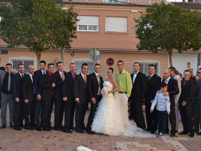 La boda de Melisa y Antonio en Guadalupe, Murcia 10