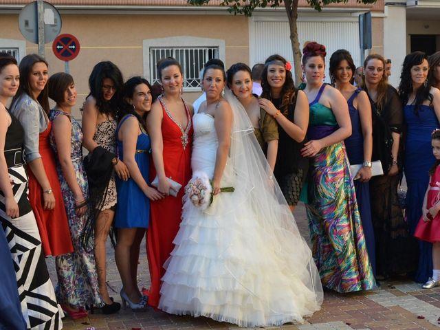 La boda de Melisa y Antonio en Guadalupe, Murcia 11