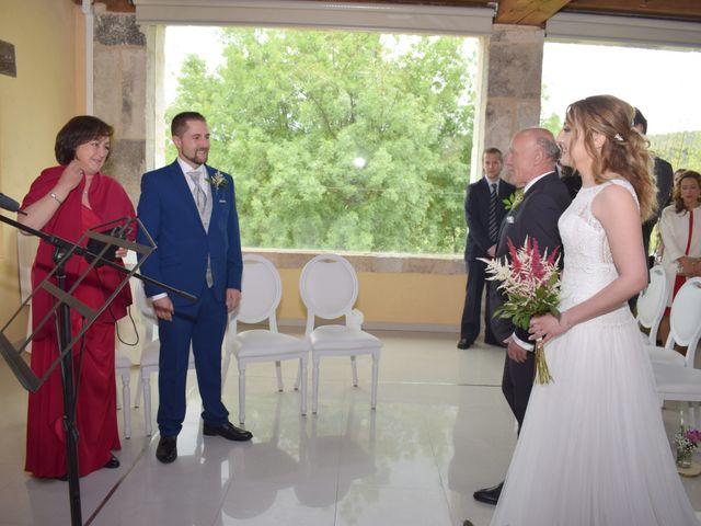 La boda de Guille y Mar en Sotos De Sepulveda, Segovia 17