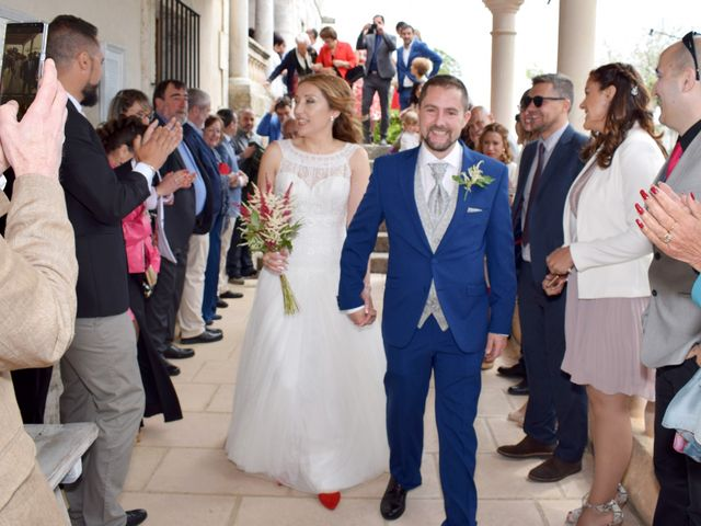 La boda de Guille y Mar en Sotos De Sepulveda, Segovia 22