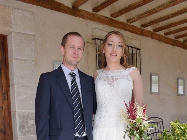 La boda de Guille y Mar en Sotos De Sepulveda, Segovia 25