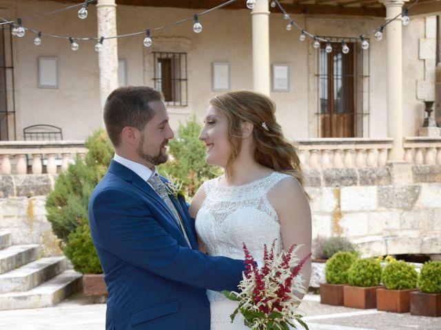 La boda de Guille y Mar en Sotos De Sepulveda, Segovia 27
