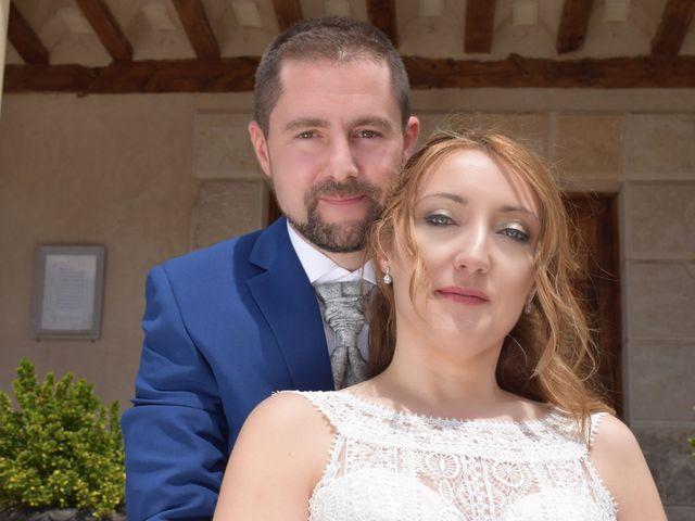 La boda de Guille y Mar en Sotos De Sepulveda, Segovia 32