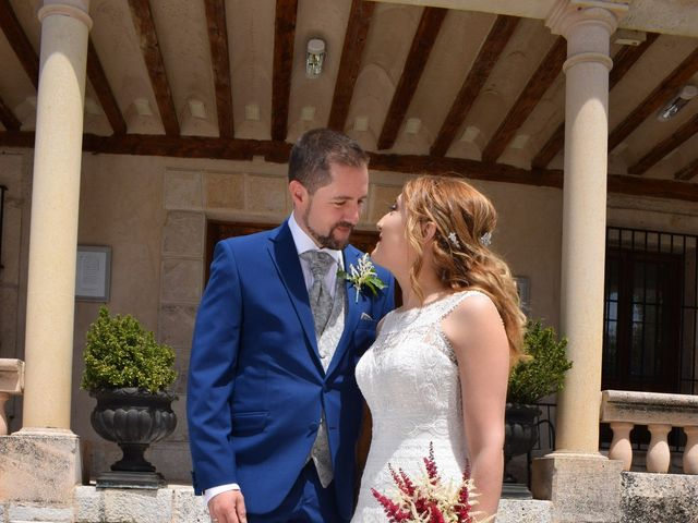 La boda de Guille y Mar en Sotos De Sepulveda, Segovia 33