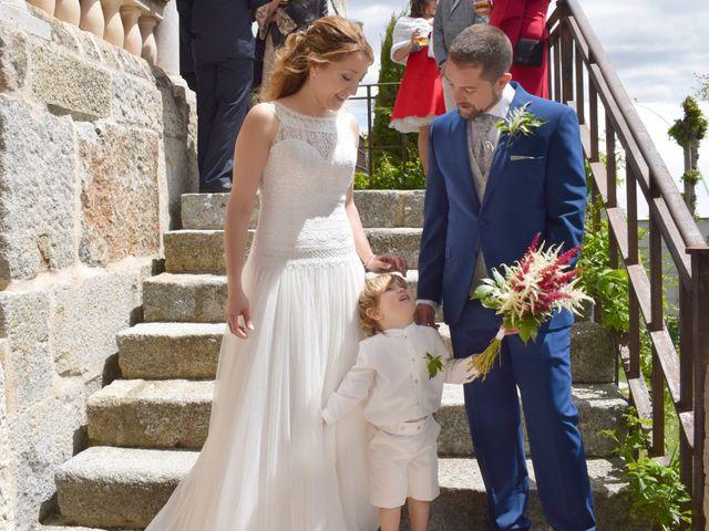 La boda de Guille y Mar en Sotos De Sepulveda, Segovia 38