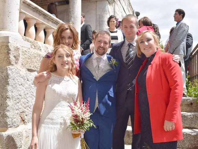 La boda de Guille y Mar en Sotos De Sepulveda, Segovia 40