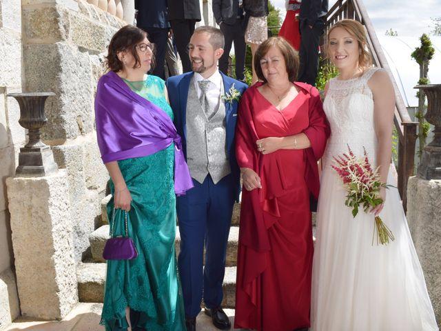 La boda de Guille y Mar en Sotos De Sepulveda, Segovia 41