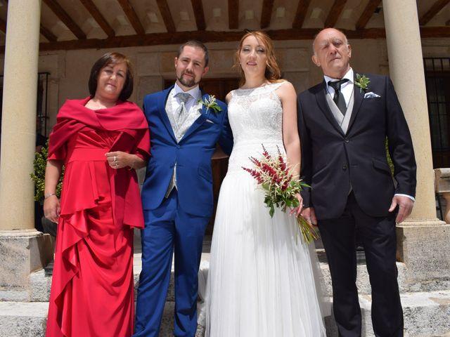 La boda de Guille y Mar en Sotos De Sepulveda, Segovia 48