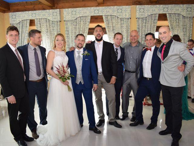 La boda de Guille y Mar en Sotos De Sepulveda, Segovia 52