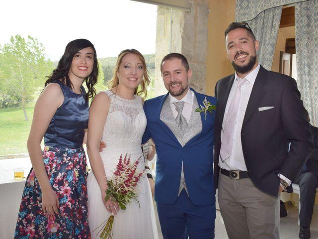 La boda de Guille y Mar en Sotos De Sepulveda, Segovia 53